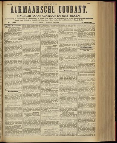 Alkmaarsche Courant 1928-08-20