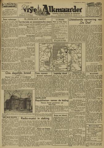 De Vrije Alkmaarder 1946-11-06