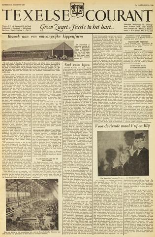 Texelsche Courant 1957-08-03