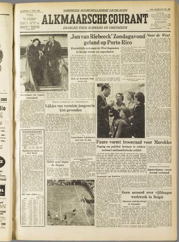 Alkmaarsche Courant 1955-10-17