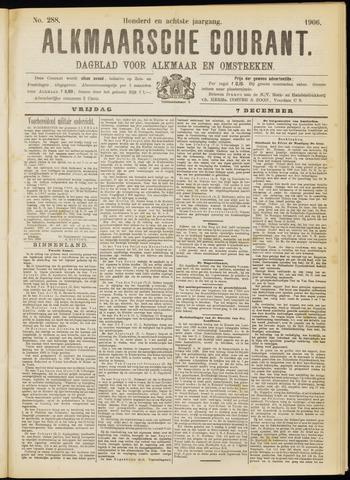 Alkmaarsche Courant 1906-12-07