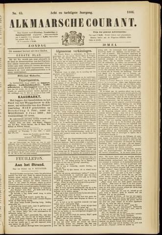 Alkmaarsche Courant 1886-05-30