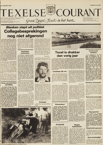 Texelsche Courant 1982-07-20