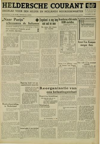 Heldersche Courant 1939-01-27