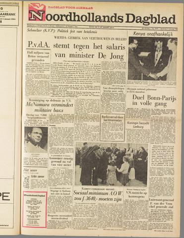 Noordhollands Dagblad : dagblad voor Alkmaar en omgeving 1963-12-12