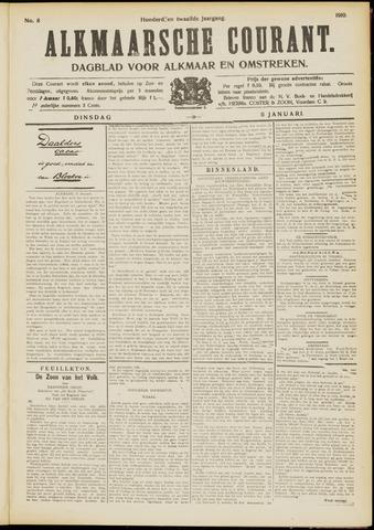 Alkmaarsche Courant 1910-01-11