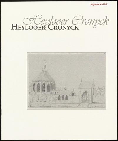 Heylooer Cronyck 2012-06-01