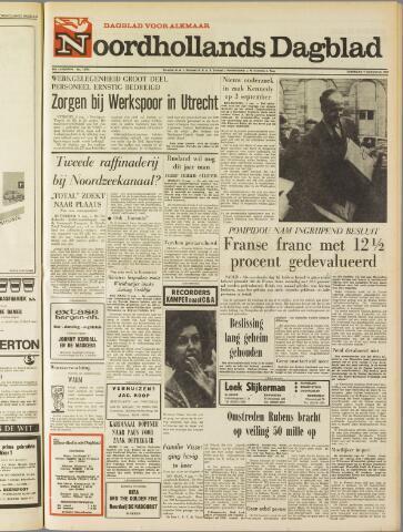 Noordhollands Dagblad : dagblad voor Alkmaar en omgeving 1969-08-09