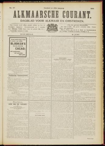 Alkmaarsche Courant 1909-06-16