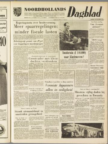 Noordhollands Dagblad : dagblad voor Alkmaar en omgeving 1959-11-10