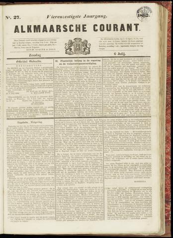 Alkmaarsche Courant 1862-07-06