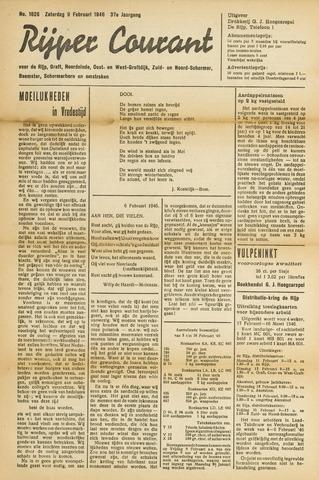 Rijper Courant 1946-02-09