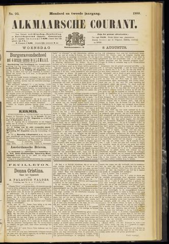 Alkmaarsche Courant 1900-08-08