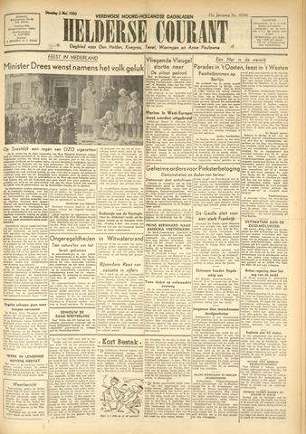 Heldersche Courant 1950-05-02