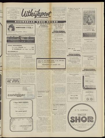 Uitkijkpost : nieuwsblad voor Heiloo e.o. 1973-11-14
