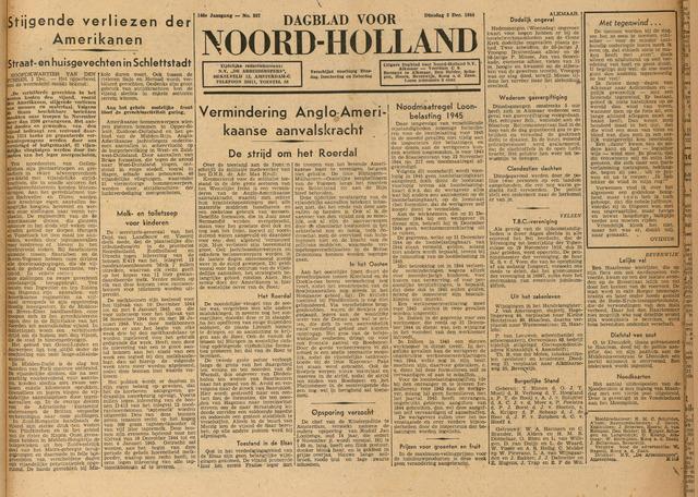Heldersche Courant 1944-12-05