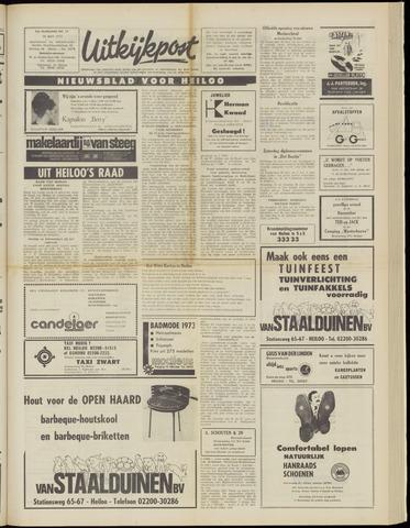 Uitkijkpost : nieuwsblad voor Heiloo e.o. 1973-06-20