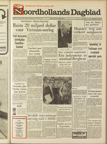 Noordhollands Dagblad : dagblad voor Alkmaar en omgeving 1967-09-14