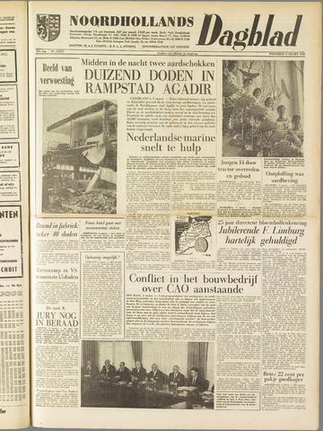 Noordhollands Dagblad : dagblad voor Alkmaar en omgeving 1960-03-02