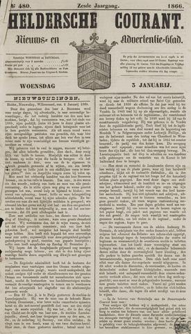 Heldersche Courant 1866-01-03