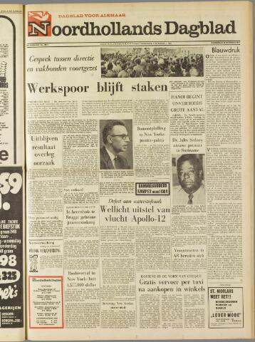 Noordhollands Dagblad : dagblad voor Alkmaar en omgeving 1969-11-13