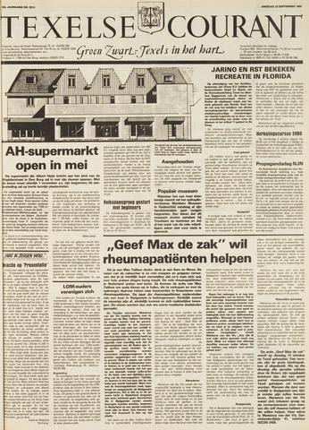 Texelsche Courant 1980-09-23
