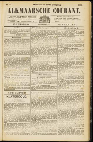 Alkmaarsche Courant 1901-02-20