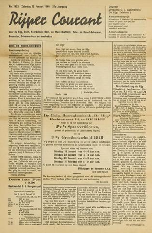Rijper Courant 1946-01-12
