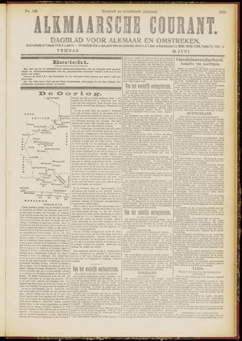 Alkmaarsche Courant 1915-06-25