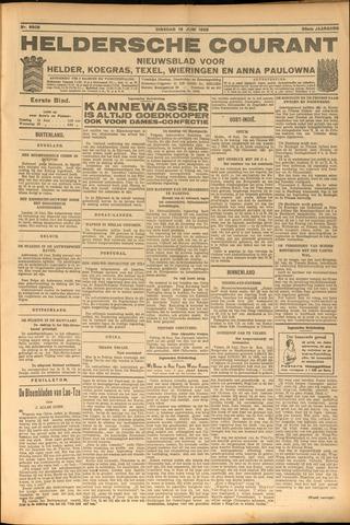 Heldersche Courant 1928-06-19