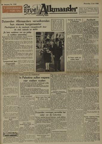 De Vrije Alkmaarder 1948-06-02