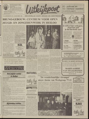 Uitkijkpost : nieuwsblad voor Heiloo e.o. 1986-10-29