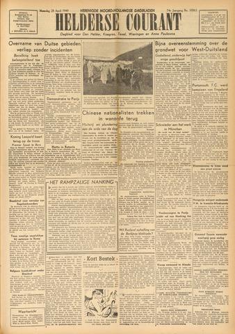 Heldersche Courant 1949-04-25