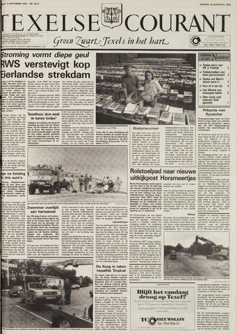 Texelsche Courant 1995-08-29