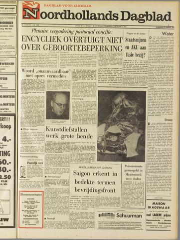 Noordhollands Dagblad : dagblad voor Alkmaar en omgeving 1969-01-08