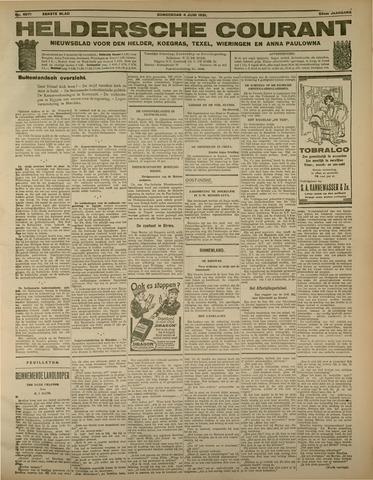 Heldersche Courant 1931-06-04