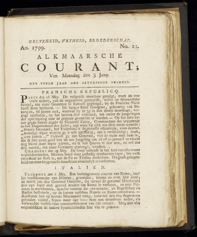 Alkmaarsche Courant 1799-06-03