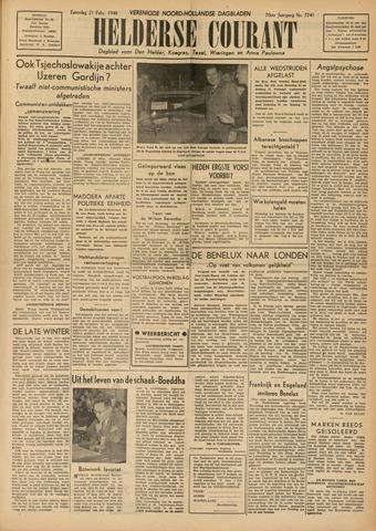Heldersche Courant 1948-02-21