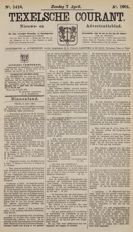 Texelsche Courant 1901-04-07