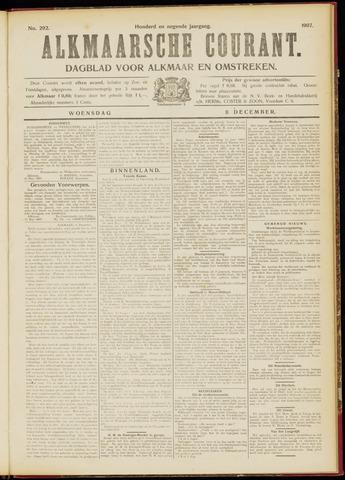 Alkmaarsche Courant 1907-12-11