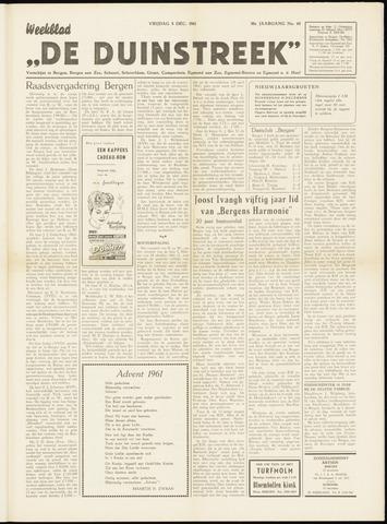De Duinstreek 1961-12-08