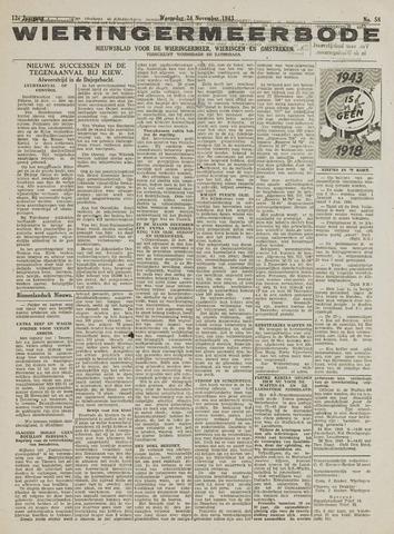 Wieringermeerbode 1943-11-24