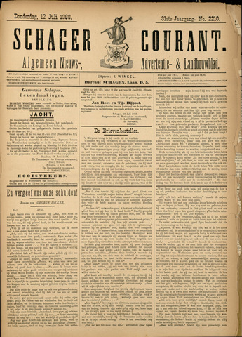 Schager Courant 1888-07-12