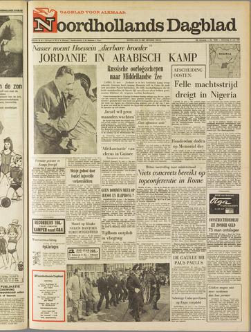 Noordhollands Dagblad : dagblad voor Alkmaar en omgeving 1967-05-31