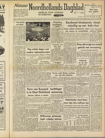 Nieuw Noordhollandsch Dagblad : voor Alkmaar en omgeving 1952-08-26