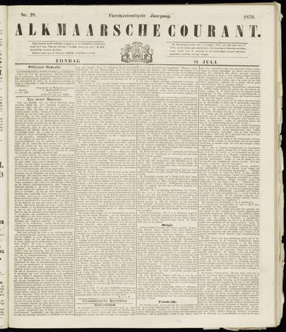 Alkmaarsche Courant 1872-07-14