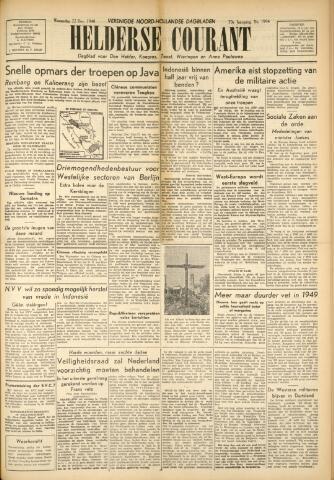 Heldersche Courant 1948-12-22