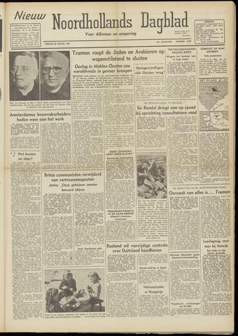 Nieuw Noordhollandsch Dagblad : voor Alkmaar en omgeving 1948-03-26