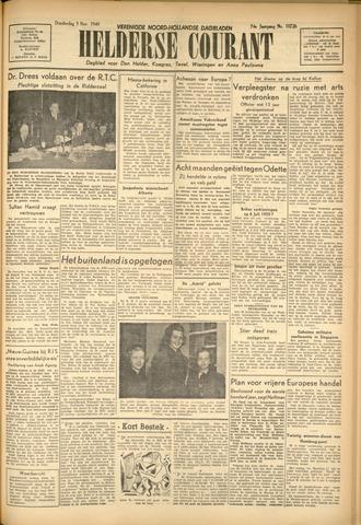 Heldersche Courant 1949-11-03