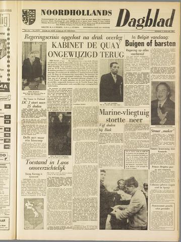 Noordhollands Dagblad : dagblad voor Alkmaar en omgeving 1961-01-03